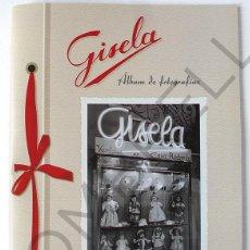 Muñeca Gisela: LIBRITO FOTOGRAFÍAS MUÑECA GISELA LILÍ GUNI. Lote 103934776