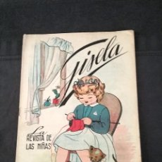 Muñeca Gisela: GISELA LA REVISTA DE LAS NIÑAS AÑO I 2 25 FEBRERO. Lote 82120128