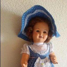 Muñeca Gisela: ANTIGUA MUÑECA GISELA O MARICELA, AÑOS 40. Lote 97702907