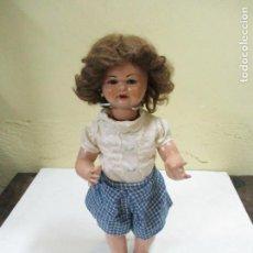 Gisela Dolls - MUÑECA GISELA AÑOS 1940 VA MARCADA - 121046523