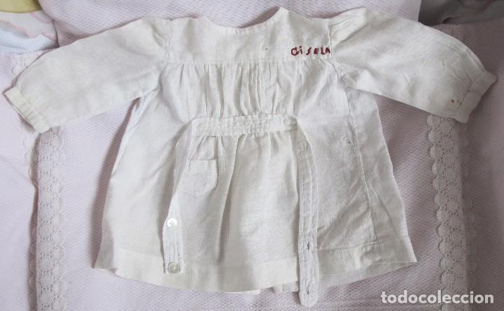 ANTIGUO BABY DE COLEGIO DE GISELA -CLOTHES FOR DOLLS, POUPÉES (Juguetes - Muñeca Española Clásica - Gisela)