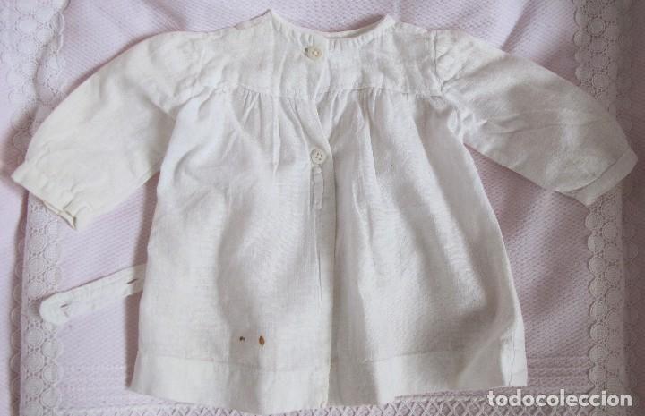 Muñeca Gisela: ANTIGUO BABY DE COLEGIO DE GISELA -CLOTHES FOR DOLLS, POUPÉES - Foto 2 - 121896719