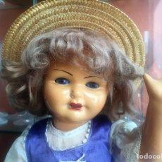 Muñeca Gisela: MAGNIFICA GISELA PRIMERA EPOCA. Lote 129968971
