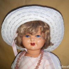 Muñeca Gisela: GISELA DE PRIMERA ÉPOCA. Lote 141640034