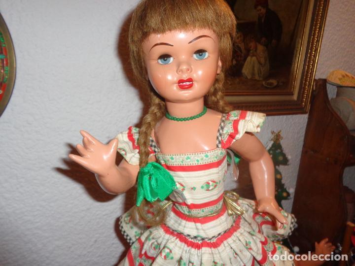 Muñeca Gisela: PRECIOSA LILY,HERMANA DE GISELA VESTIDA COMO SALIA EN EL CATALOGO DE LA EPOCA. IMPECABLE - Foto 5 - 148861862