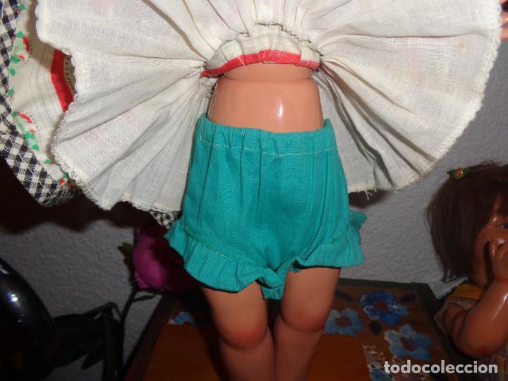 Muñeca Gisela: PRECIOSA LILY,HERMANA DE GISELA VESTIDA COMO SALIA EN EL CATALOGO DE LA EPOCA. IMPECABLE - Foto 7 - 148861862