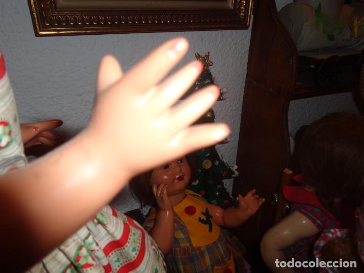 Muñeca Gisela: PRECIOSA LILY,HERMANA DE GISELA VESTIDA COMO SALIA EN EL CATALOGO DE LA EPOCA. IMPECABLE - Foto 9 - 148861862
