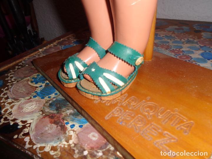 Muñeca Gisela: PRECIOSA LILY,HERMANA DE GISELA VESTIDA COMO SALIA EN EL CATALOGO DE LA EPOCA. IMPECABLE - Foto 11 - 148861862