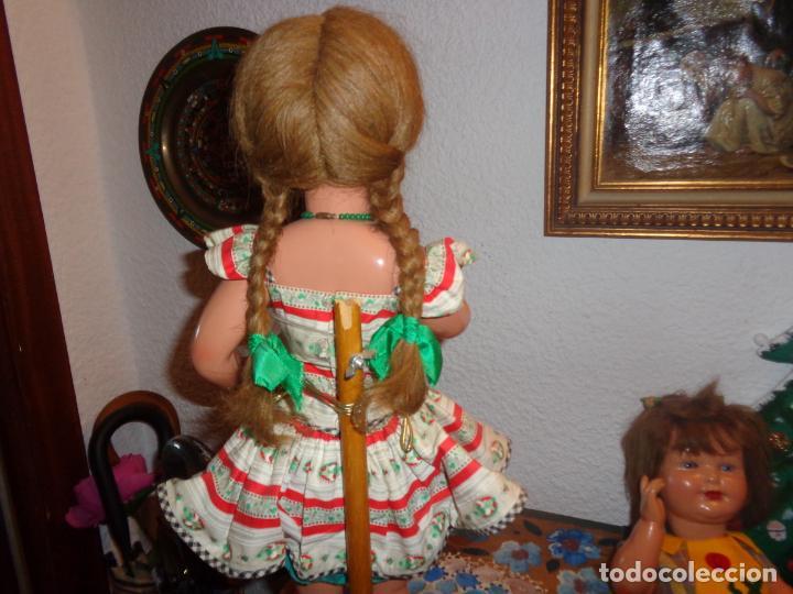 Muñeca Gisela: PRECIOSA LILY,HERMANA DE GISELA VESTIDA COMO SALIA EN EL CATALOGO DE LA EPOCA. IMPECABLE - Foto 12 - 148861862