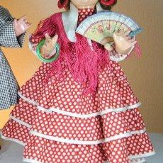 Muñeca Gisela: VESTIDO GITANA DE GISELA. Lote 155484646