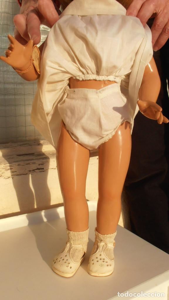 Muñeca Gisela: Muñeca Gisela vestido blanco nueva - Foto 3 - 156365462