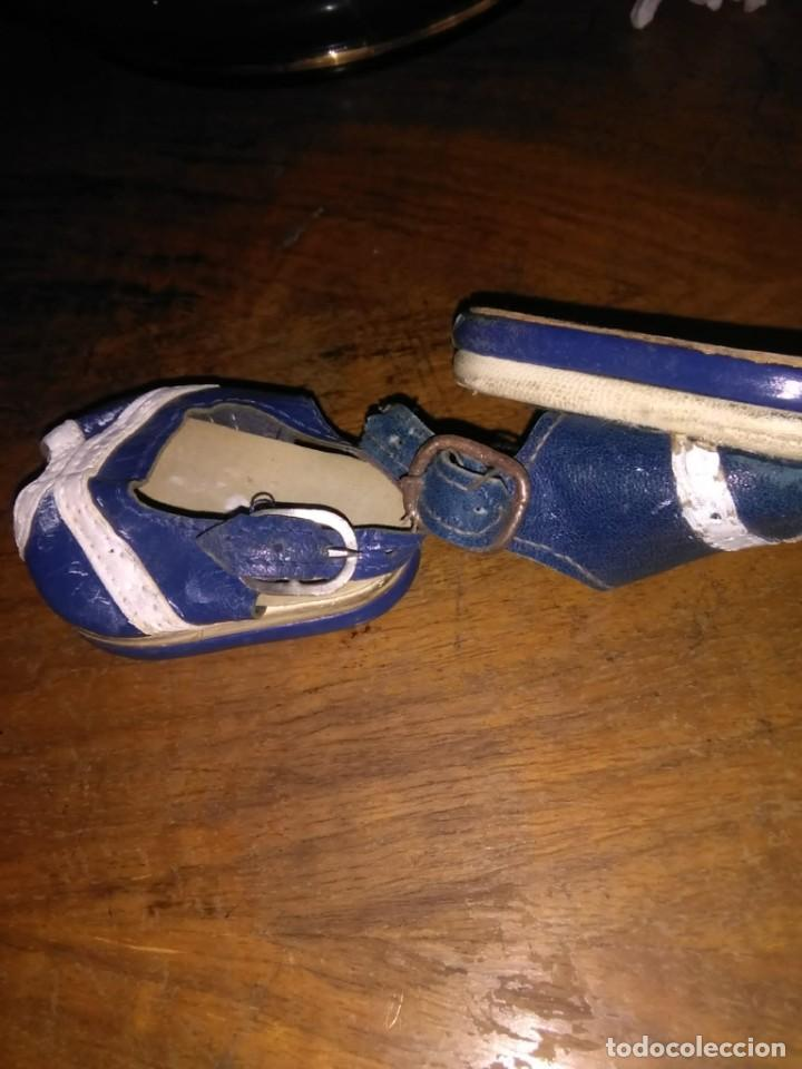 Muñeca Gisela: Bonitos zapatos de la muñeca Gisela - Foto 3 - 186330125