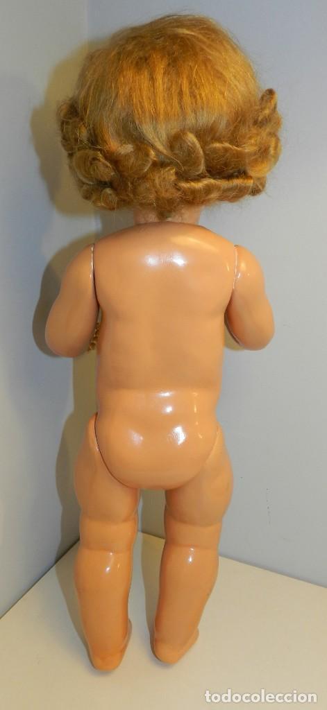 Muñeca Gisela: Muy bonita muñeca Gisela en su caja y con una peluca muy bonta de mohair-ver todas las fotos. - Foto 4 - 188594728
