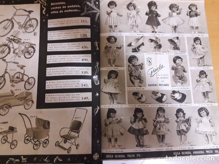 Muñeca Gisela: Catalogo Navidad con anuncio muñeca gisela galerías preciados - Foto 2 - 193045160
