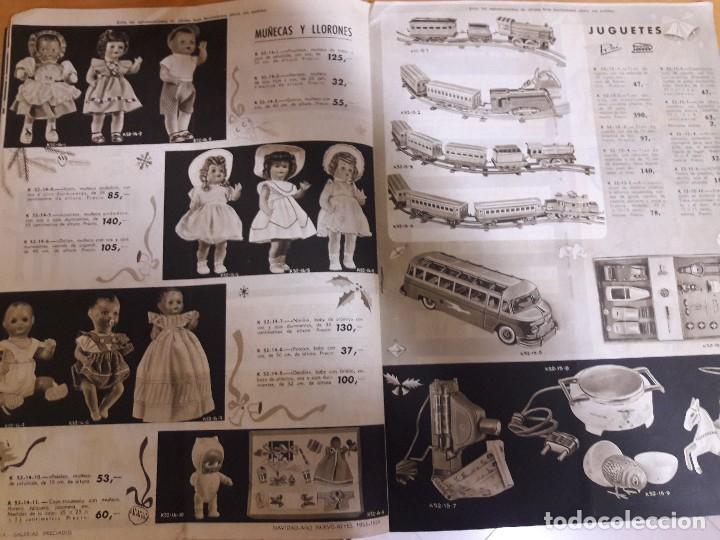 Muñeca Gisela: Catalogo Navidad con anuncio muñeca gisela galerías preciados - Foto 4 - 193045160