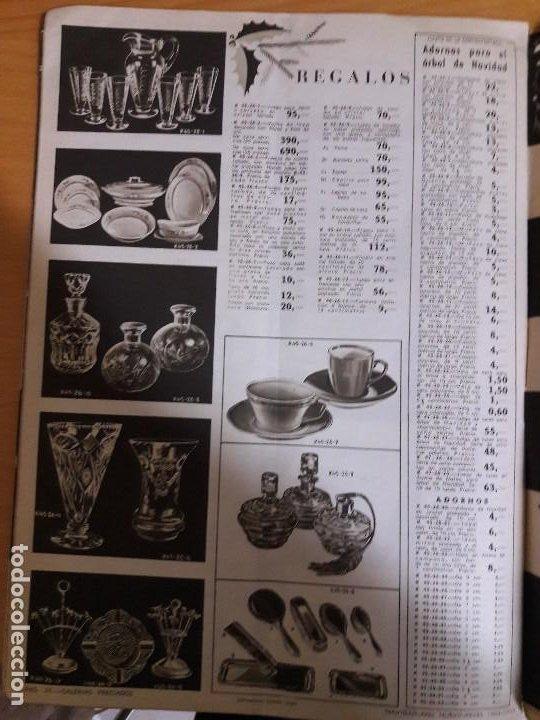 Muñeca Gisela: Catalogo Navidad con anuncio muñeca gisela galerías preciados - Foto 5 - 193045160