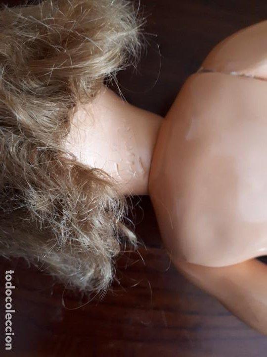 Muñeca Gisela: MUÑECA GISELA . MARCADA EN LA NUCA. 46 CM - Foto 10 - 205108538