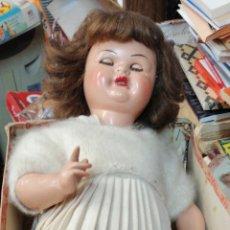 Muñeca Gisela: GISELA. Lote 206970581