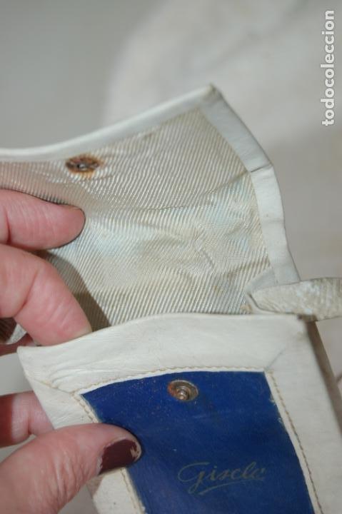 Muñeca Gisela: abrigo de piel y bolso de gisela - Foto 5 - 215274471