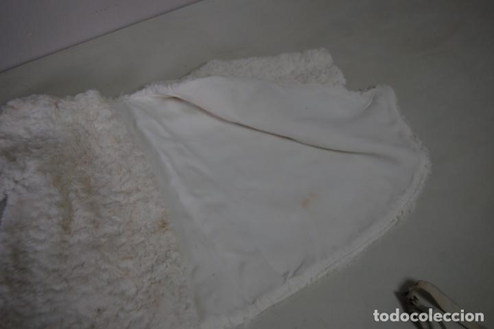 Muñeca Gisela: abrigo de piel y bolso de gisela - Foto 8 - 215274471