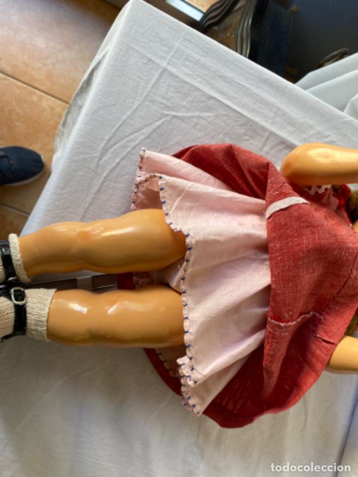 Muñeca Gisela: MUÑECA GISELA SIN MARCAR, DE LAS PRIMERAS. - Foto 6 - 222542498