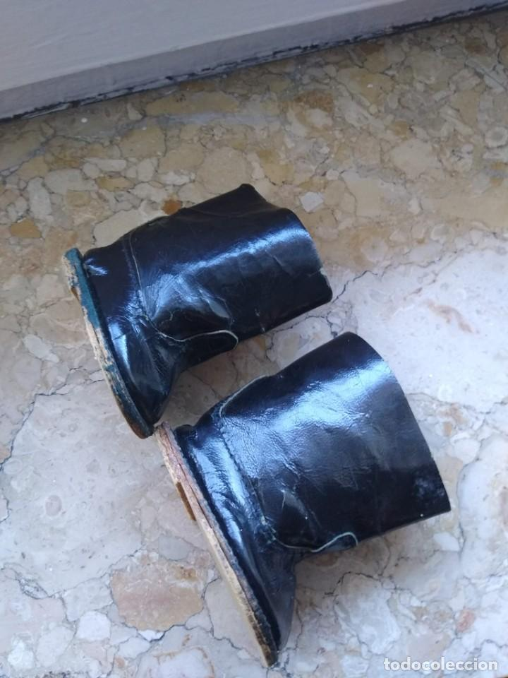 Muñeca Gisela: Preciosa botas de piel de Gisela. - Foto 2 - 235959585