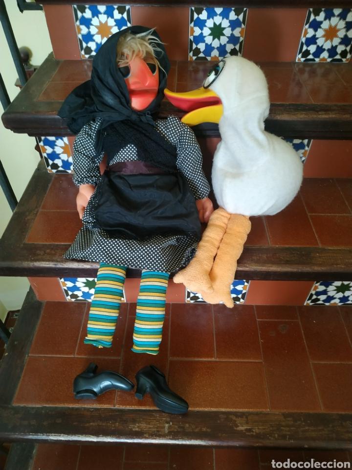 Muñeca Gisela: Doña Rogelia, El Pato Nico, Daisy y Gisela - Foto 2 - 254014340