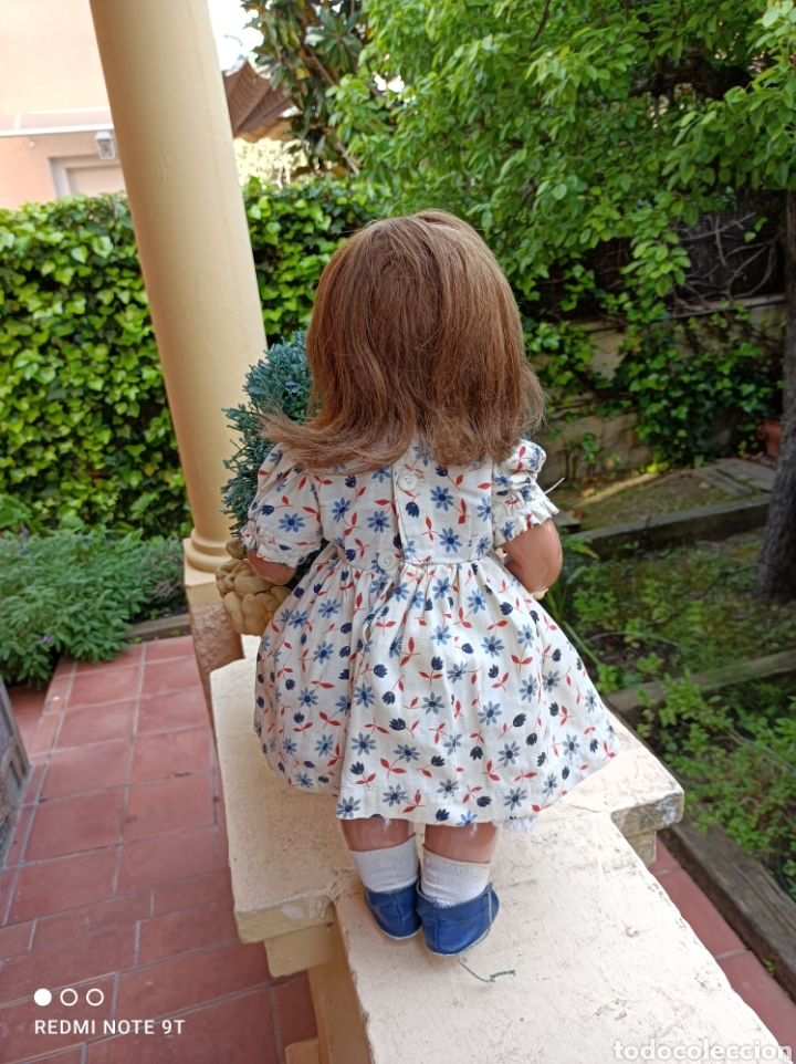 Muñeca Gisela: Muñeca Gisela de Carmen Cervera años 40 - Foto 3 - 257926690