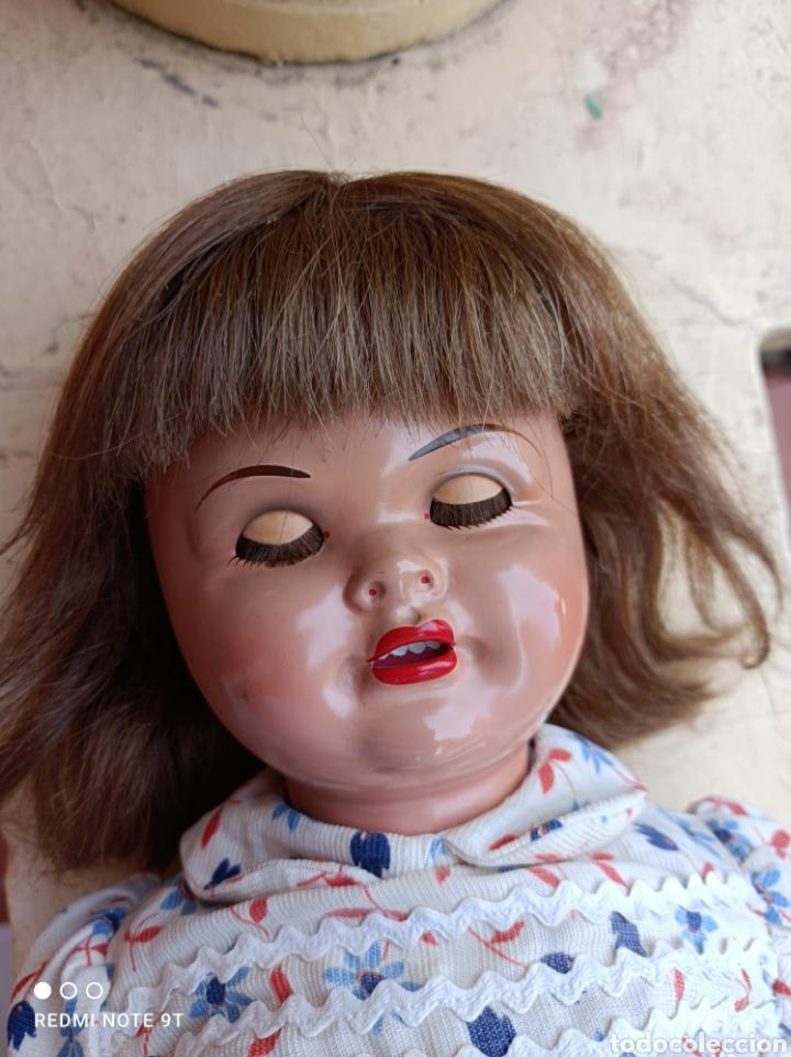 Muñeca Gisela: Muñeca Gisela de Carmen Cervera años 40 - Foto 4 - 257926690
