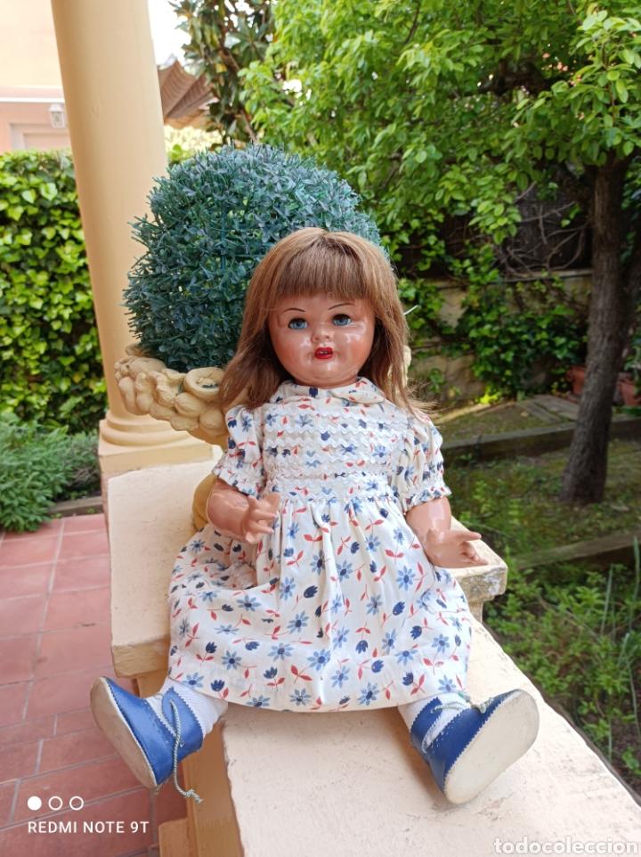 Muñeca Gisela: Muñeca Gisela de Carmen Cervera años 40 - Foto 9 - 257926690