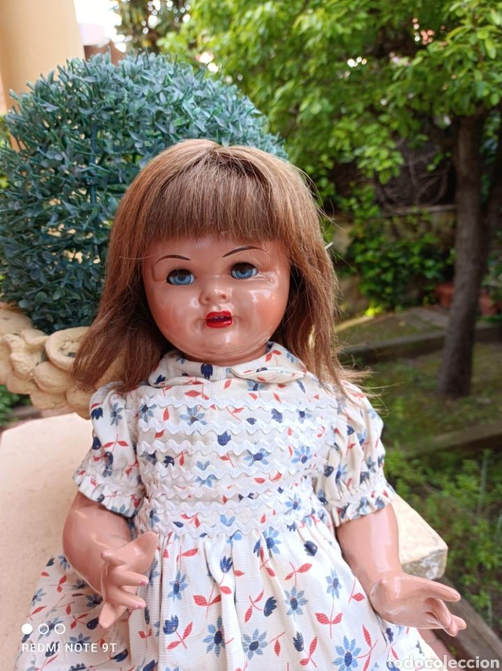 Muñeca Gisela: Muñeca Gisela de Carmen Cervera años 40 - Foto 10 - 257926690