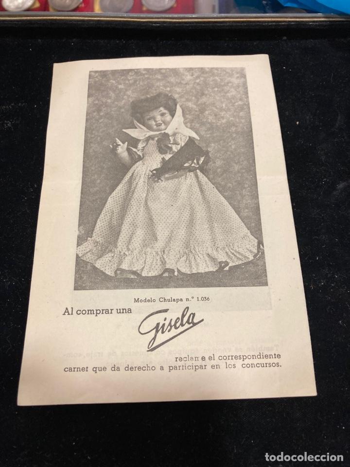 Muñeca Gisela: Antiguo catálogo de la muñeca Gisela - Foto 2 - 257975975
