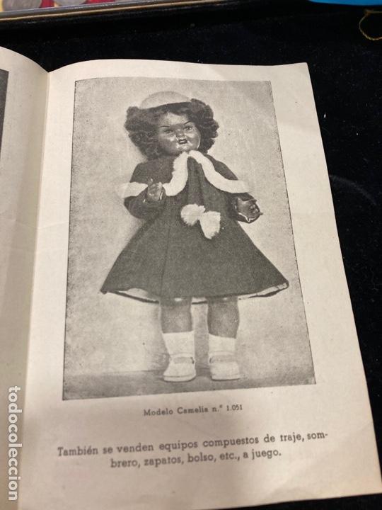 Muñeca Gisela: Antiguo catálogo de la muñeca Gisela - Foto 4 - 257975975