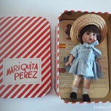Muñeca Mariquita Pérez y Juanin: MARIQUITA PEREZ - REEDICION AÑOS 90. Lote 101405051