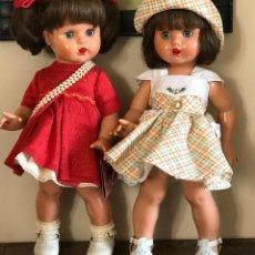 Muñeca Mariquita Pérez y Juanin: 2 MARIQUITA PEREZ NUEVAS EN SU CAJA . Lote 111433367