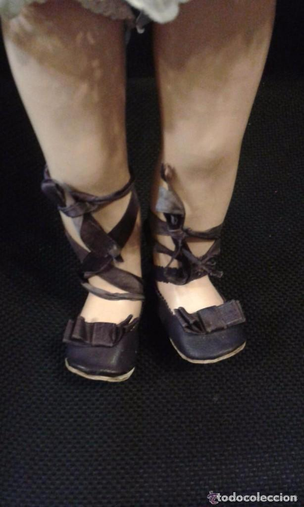de zapatos o color mor Muñeca fiesta Comprar de par bailarina E57qR