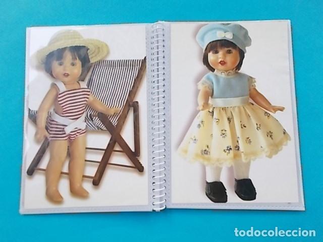 Muñeca Mariquita Pérez y Juanin: Precioso Album regalo con 14 laminas de Revista con Historia de Mariquita Perez desde 1940 Ver fotos - Foto 4 - 130959295