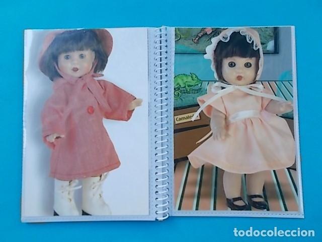 Muñeca Mariquita Pérez y Juanin: Precioso Album regalo con 14 laminas de Revista con Historia de Mariquita Perez desde 1940 Ver fotos - Foto 6 - 130959295