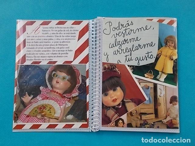 Muñeca Mariquita Pérez y Juanin: Precioso Album regalo con 14 laminas de Revista con Historia de Mariquita Perez desde 1940 Ver fotos - Foto 2 - 130959295