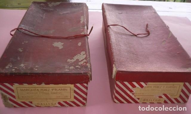 Muñeca Mariquita Pérez y Juanin: Antigua Mariquita Perez modelo Marivi, de Florido gallega con su caja original - Foto 10 - 136419282
