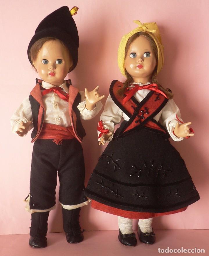 Muñeca Mariquita Pérez y Juanin: ANTIGUO JUANIN PEREZ MODELO MARIVI CON SU CAJA ORIGINAL FLORIDO - Foto 7 - 136419938