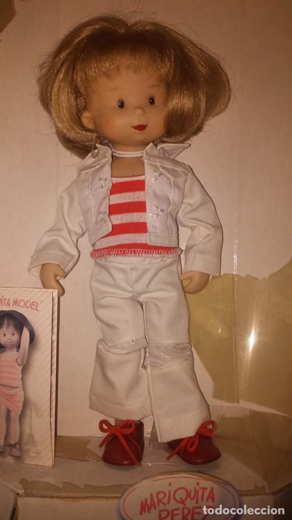 Puppe Mariquita Pérez und Juanin: Mariquita Pérez model en caja - Foto 2 - 140799978