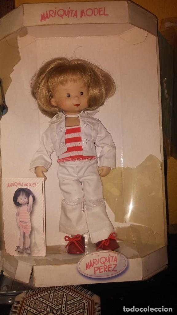 Puppe Mariquita Pérez und Juanin: Mariquita Pérez model en caja - Foto 3 - 140799978