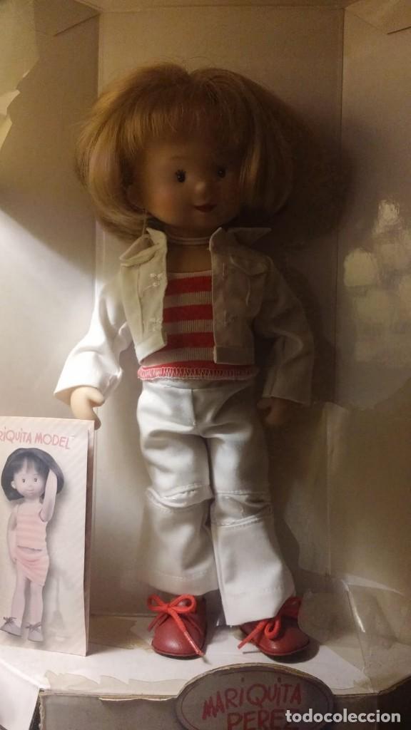 Puppe Mariquita Pérez und Juanin: Mariquita Pérez model en caja - Foto 4 - 140799978