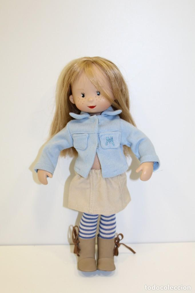 MARIQUITA PEREZ MODEL (Spielzeug - Klassische spanische Puppen - Mariquita Pérez und Juanin)
