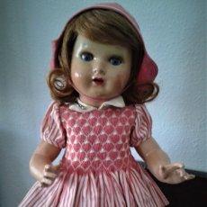 Puppe Mariquita Pérez und Juanin: IMPRESIONANTE MARIQUITA PEREZ AÑOS 40 ,50. Lote 143926598