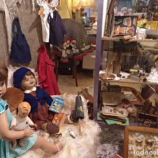 Muñeca Mariquita Pérez y Juanin: MUÑECOS Y MUÑECAS. Lote 149987070