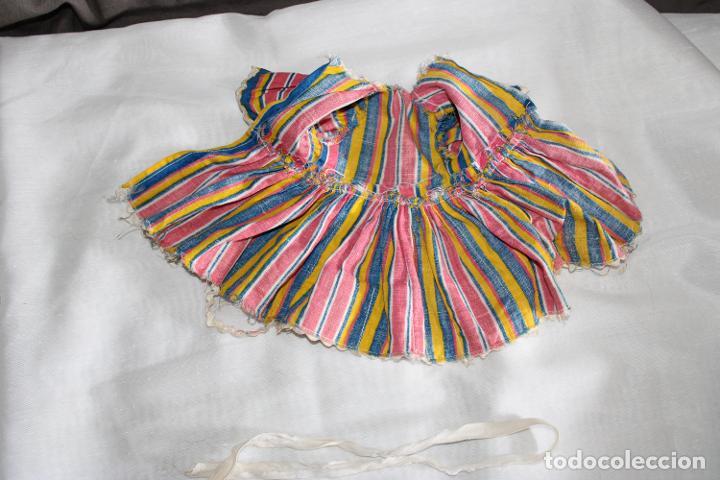 Muñeca Mariquita Pérez y Juanin: Hermosa muñeca Mariquita Pérez delgada, con abanico y bolsa de viaje - Foto 32 - 202345831