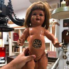 Boneca Mariquita Pérez e Juanin: ANTIGUA MUÑECA GISELA - VER FOTOS ADICIONALES. Lote 216355381