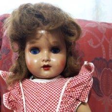 Boneca Mariquita Pérez e Juanin: ANTIGUA MARIQUITA PEREZ ORIGINAL DE EPOCA. Lote 232918870